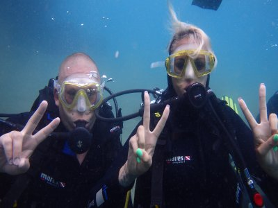 Curso Open Water Diver PADI en Lanzarote 3 días