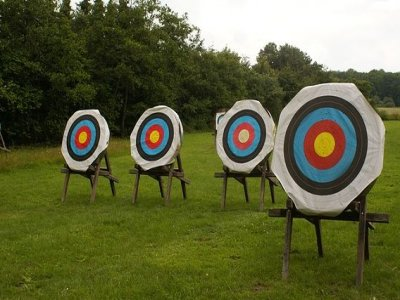 Archery in Padrón, 1 hour