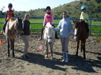 Diversion a caballo