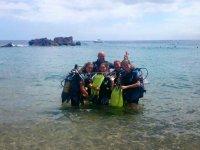 Excursiones de buceo en Lanzarote