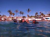Buceo para principiantes en Lanzarote