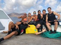 Cursos de buceo PADI en Lanzarote