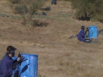 Paintball + 200 balls in Padrón