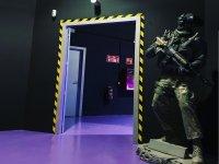 虚拟现实室设置