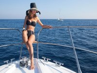 游艇租赁-伊维萨岛