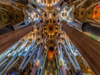 Bovedas Sagrada Familia