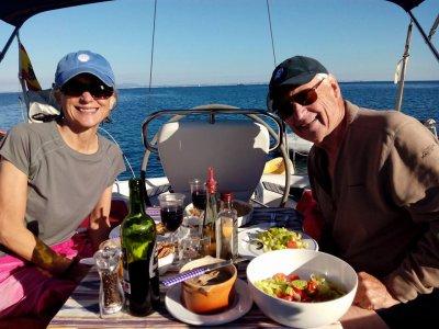 Excursión velero en exclusiva en Palma un día
