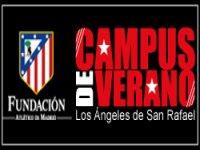 Campus de Verano Fundación Atlético de Madrid ASR