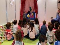 Teatro de títeres por fiestas temáticas en Madrid