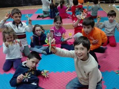 Campamento inglés Madrid Navidad horario ampliado
