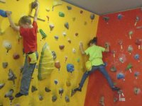 Climbing course for children