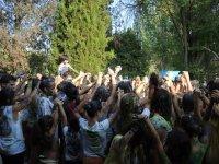 Fiesta de Campamentos Las Nogueras