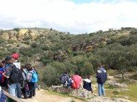 Excursion Parque Natural Las Nogueras Campamentos