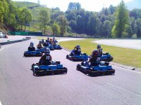 Karting Bachelor Party in Soto de Dueñas