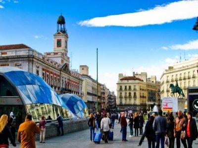 Gymkhana cultural en el centro de Madrid 2 h