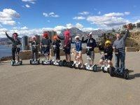 Benidorm Segway Tours visita Parque Sierra Helada