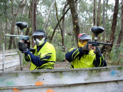 Teledespedidas Paintball