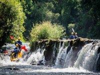 kayaks por los rios de galicia