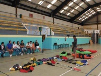 Curso de piragüismo en La Coruña 3 días