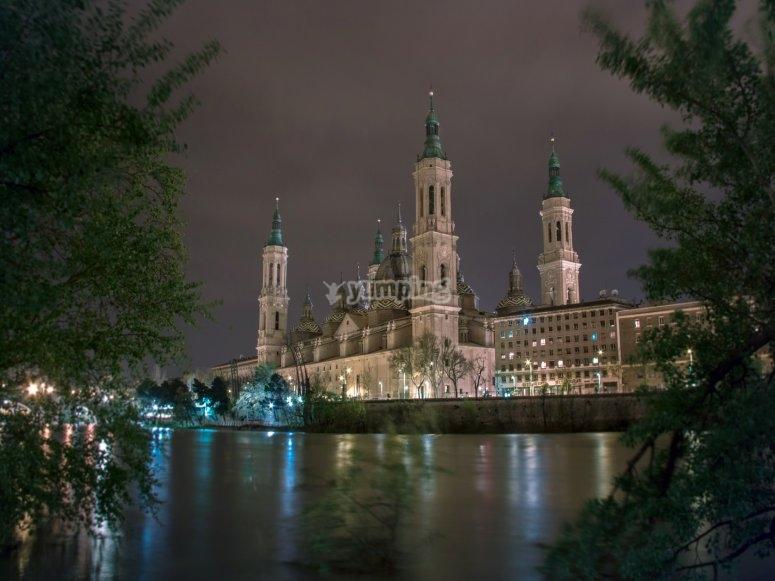 Visita guiada en Zaragoza