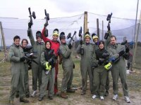 Paintball in Salamanca