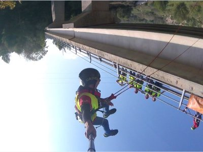 Bungee jumping Montserrat offre la prima ora alle 8:00