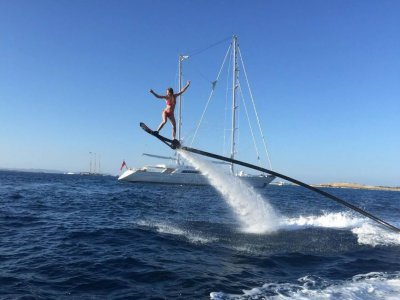 Flyboard in Ibiza for 20 minutes
