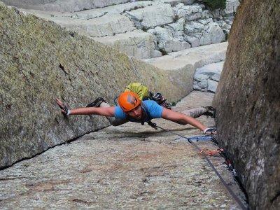 Climb in Catalunya