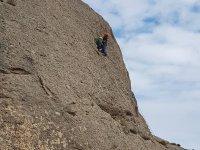 Cogiendo destrezas con el deporte de la escalada