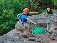 Curso de técnico deportivo de escalada