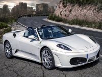 Espectacular Ferrari