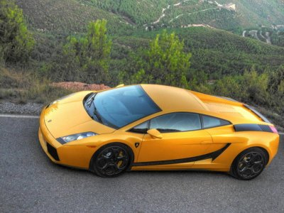 Pilotar Lamborghini Gallardo en Barcelona 20km
