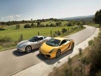 Dos apasionantes vehículos