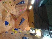 Circuito artificial para mejorar tu técnica como escalador
