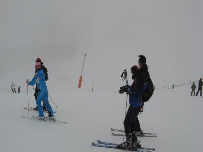 Lezioni di sci Sierra Nevada Weekend