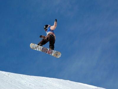 Curso de snowboard en Grandvalira 5 días