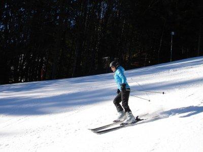 Dos clases de esquí en Grandvalira