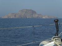 Les îles Chafarinas à la proue