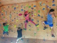 攀爬墙壁的技巧