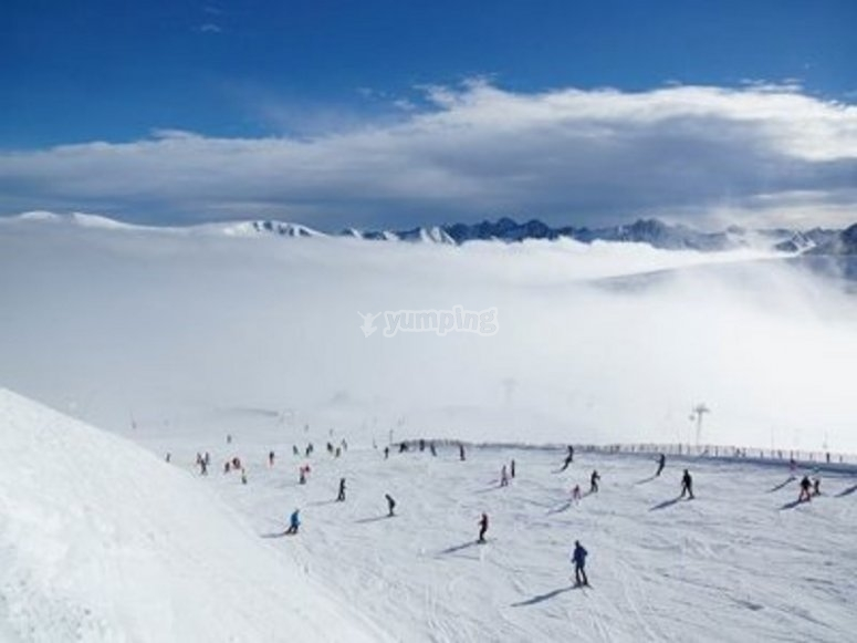 Deportes invernales