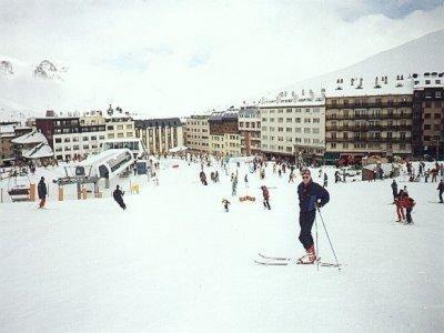 Curso esquí Grandvalira niño fechas Navidad 3 días