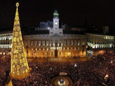 Gymkhana navideña infantil en Madrid