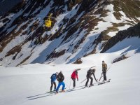 Heliski en los Pirineos