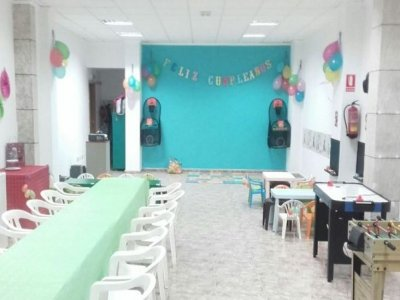 Rent an event room, Alicante