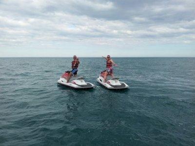 Water Sports Playa Rafa Team Building