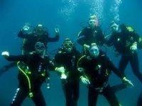 photo farewell diving