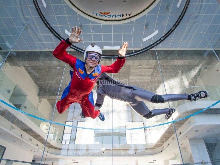 Sensacion跳伞风洞