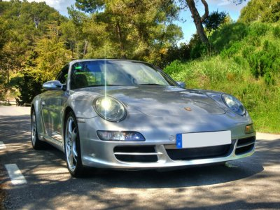 Pilotar Porsche 911 en Barcelona 20 km