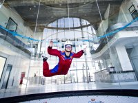 Wind Tunnel in Madrid + Photos