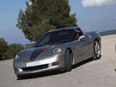 Guida una Corvette a Barcellona per 20 chilometri